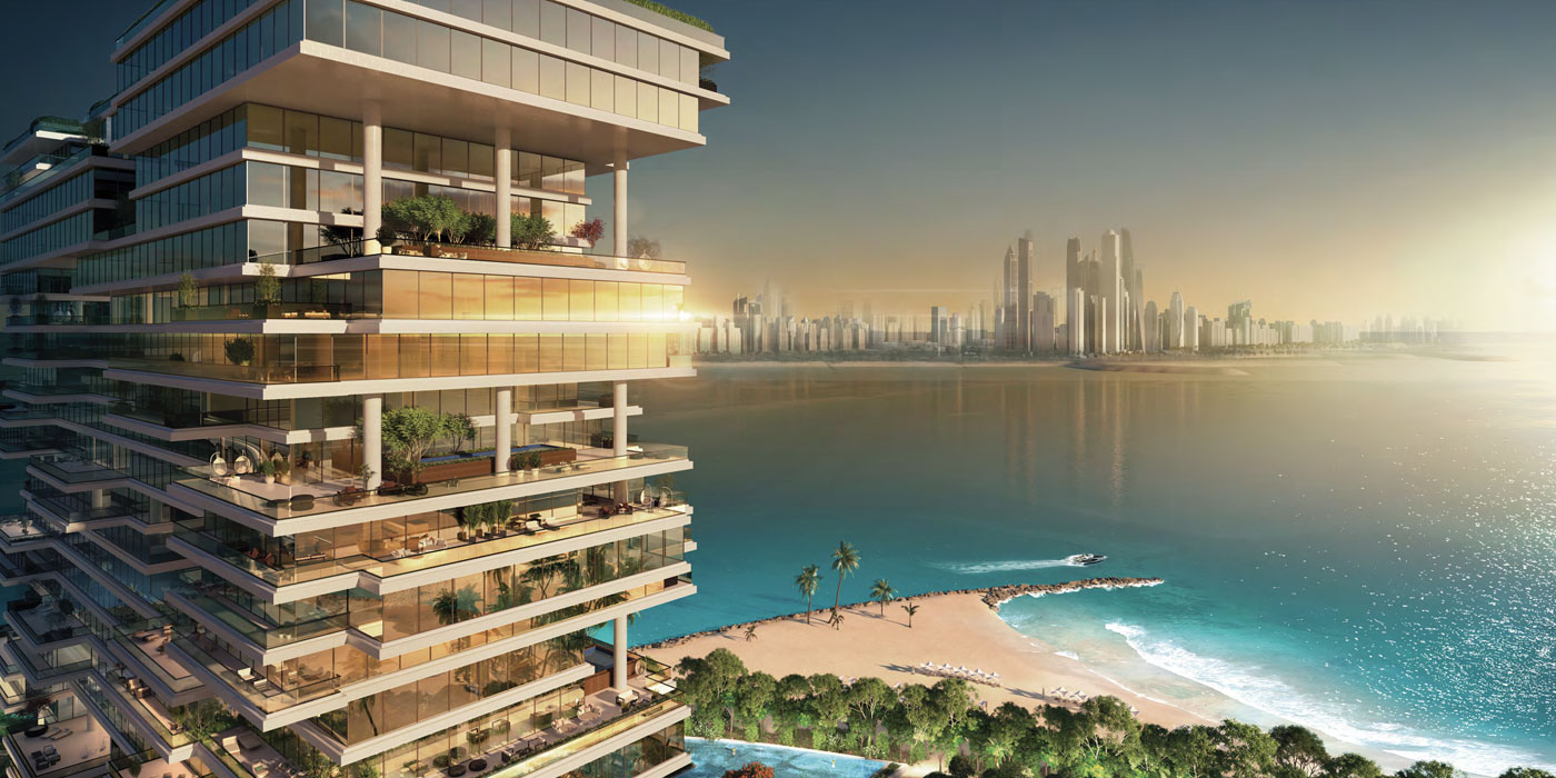 One at Palm Jumeirah, Dorchester Collection, Dubai amenities